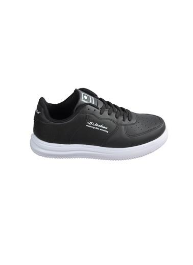 Bestof Bestof 042 Siyah Spor Ayakkabı Siyah